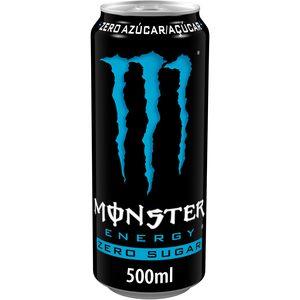 MONSTER bebida energética absolutely zero lata 50 cl