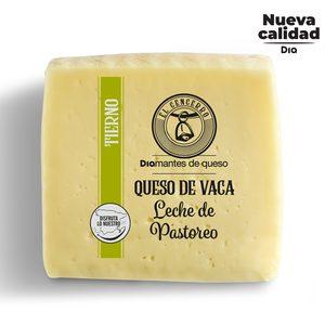 DIA EL CENCERRO queso de vaca tierno de leche de pastoreo cuña 250 gr