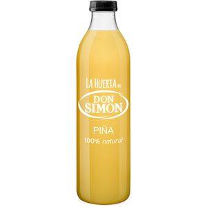 DON SIMON La huerta zumo de piña botella 750 ml