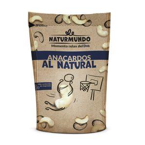 DIA NATURMUNDO anacardo al natural bolsa 200 gr