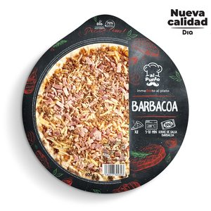 DIA AL PUNTO pizza barbacoa envase 420 gr