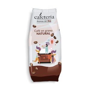 DIA CAFETERÍA café en grano natural paquete 500 gr